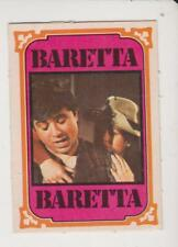 Monty Gum trading card 1978 TV Series: Baretta #27