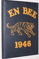 1946 North Baltimore High School Yearbook Annual N Baltimore Ohio OH - En Bee