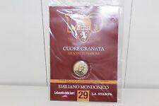 Moneta Medaglia TORINO FC CUORE GRANATA 100 ANNI DI PASSIONE N°29 MONDONICO