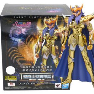 Bandai Tamashii Saint Seiya Myth Cloth EX Scorpio Milo SAINTIA SHO Color Edition