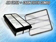 AIR FILTER CABIN FILTER COMBO FOR 1999 2000 2001 HONDA ODYSSEY
