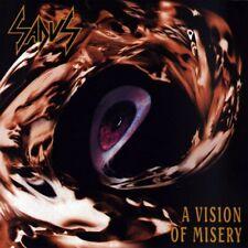 SADUS A Vision Of Misery CD (Technical Thrash/Death Metal) +2 Bonus Tracks