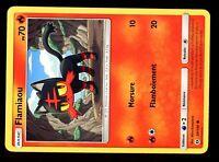 POKEMON (SL1) SOLEIL & LUNE N°  24/149 FLAMIAOU