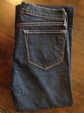 J Brand blue womens bootcut jeans 24' 36L