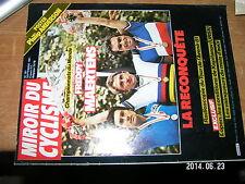Miroir du cyclisme n°307 Championnat du monde 1981 Maertens Tour Avenir  ...