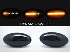 Dynamic LED SIDE MARKERS INDICATORS BLINKERS SIGNAL LIGHTS for PEUGEOT 206 206cc
