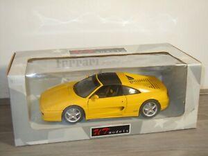 Ferrari F355 GTS - UT Models 1:18 in Box *51636