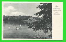 "Bad Nauheim ""grande stagno M. Stagno Casa Gel"". 1938"