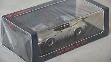 Spark S4470 -  PORSCHE 911 3.2 Speedster 1989 Argent 1/43