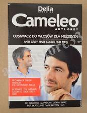 Delia cosméticos cameleo Anti Canas Color Para Hombre Negro Y Marrón Oscuro Cabello /