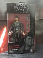 "2017 Star Wars Black Series 6/"" Figure MOC DJ Canto Bight #57 USA Authentique"