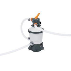 Pompa a sabbia Bestway Flowclear 3028 l/h filtro per piscine 58515
