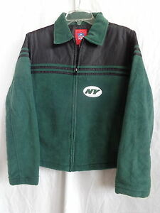 New York Jets Ladies Nylon and Polyester Jacket 50% OFF! - NM27550