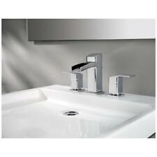 Price Pfister Kenzo GT49-DF0C Chrome 2 Handle Waterfall Bathroom/Lavatory Faucet