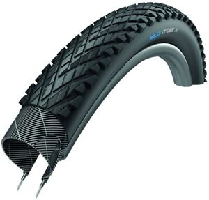 XLC Cross X Bike Cycle Bicycle Tyre 26 x 2.00, 50-559. Ideal For Wet & Dry