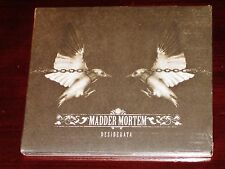 Madder Mortem: Desiderata CD 2006 Peaceville Records UK CDVILEF144 Digipak NEW