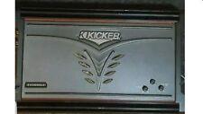 Kicker Zx1000.1 1-Channel Car Amp