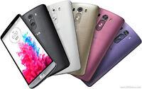 "5.5"" LG G3 D851 New Unlocked 13MP Quad-core 4G LTE 32GB Smartphone GPS NFC"