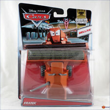 Disney Pixar Cars 2015 Frank the Combine Radiator Springs collection #6/19 -worn