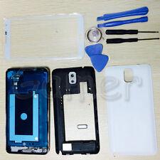 a6929e7f8be2 Housing Case + Screen Glass Tool For Samsung Galaxy Note 3 ATT N900A White