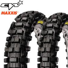 "Maxxis Maxxcross IT Front Rear Tyres 14"" 17"" INTERMEDIATE / HARD / TRACK Pitbike"