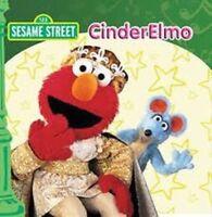 SESAME STREET CinderElmo CD BRAND NEW ABC For Kids