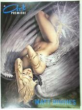 The Art Of Matt Hughes Art Book Art Premiere Soft Cover # 5