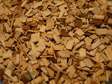 BBQ SMOKING WOOD - Hickory Wood Chips 1/2kg Bag - Real USA Hickory - FREE POST!