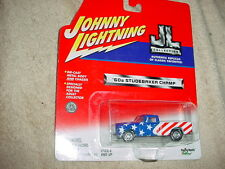 JOHNNY LIGHTNING JL COLLECTION 60's STUDEBAKER CHAMP FREE USA SHIPPING