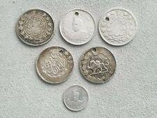 Antique Very Rare Coins Saudi Kuwait Iraq Oman Lebanon Qatar Dubai 19th Century