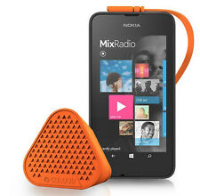 Official Nokia MD 1 C Orange Wireless Speaker The Bang by COLOUD