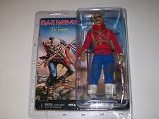 """Eddie as The Trooper 8"""" Clothed Figure NECA 2014 MOC Iron Maiden"""