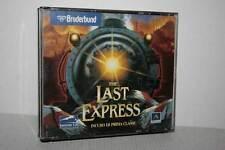 THE LAST EXPRESS GIOCO USATO PC CD ROM VERSIONE ITALIANA FR1 52002