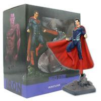 27CM Halloween DC Superman Figure IRON STUDIOS Justice League Superman Action