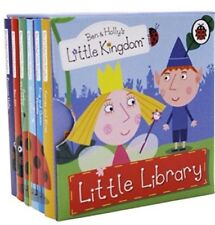 Ben and Holly's Little Kingdom. Books Set Collection. New. Free Next day UK!