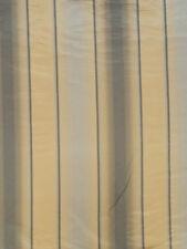Silk Taffeta Striped  Special Occasion Fabric Grays Beige BFAB Silk