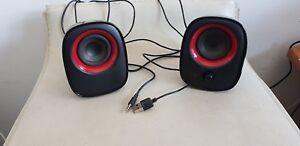 Haut-Parleurs Enceintes SPA2210R Multimédia Speaker System
