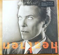 David Bowie Heathen LP Slv Mint / Disc NM-EX Music on Vinyl 180gram+ Loricraft!