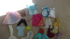 Preowned 1990's - present era Barbie Doll Clothes Lot