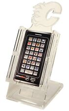 *NEW NHL Calgary Flames FanStand Holder For Cell Phones iPods Size Small