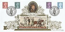 More details for 1 july 2003 all 4 hv definitive values benham gold 500 first day cover hastings