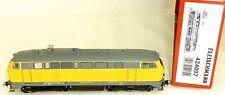 225 010-8 Locomotive Diesel Groupe de Construction Chemins Fer Db Fleischmann