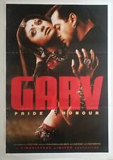 NEW BOLLYWOOD MOVIE POSTER- GARV; PRIDE AND HONOUR /SALMAN KHAN SHILPA SHETTY