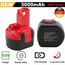 9.6V 3.0AH Ni-MH Akku für Bosch BAT048 BAT100 BAT119 BPT1041 2607335272 PSR 960