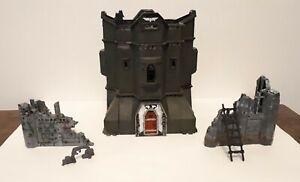 Imperial Bastion Scenery Terrain Ruins Warhammer 40k Games Workshop OOP