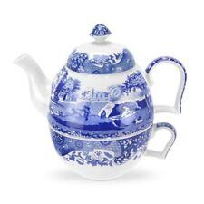 Blue Teapot Porcelain & China