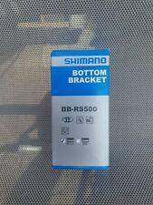 Shimano Tiagra RS500 Road Bike Hollowtech II Bottom Bracket - English 68mm NEW