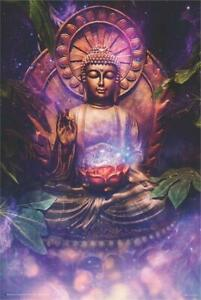Tranquil Buddha Poster 24in x 36in