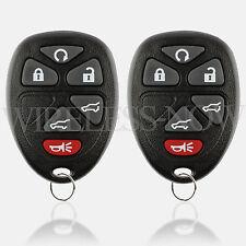Car Key Fob Keyless Remote 6Btn For 2007 2008 2009 2010 2011 Chevrolet Tahoe