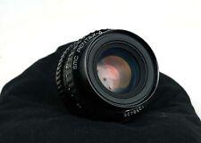 Pentax SMC-a 2/50mm muy buen estado pena ver Nex/NX/OMD